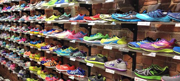negozio running