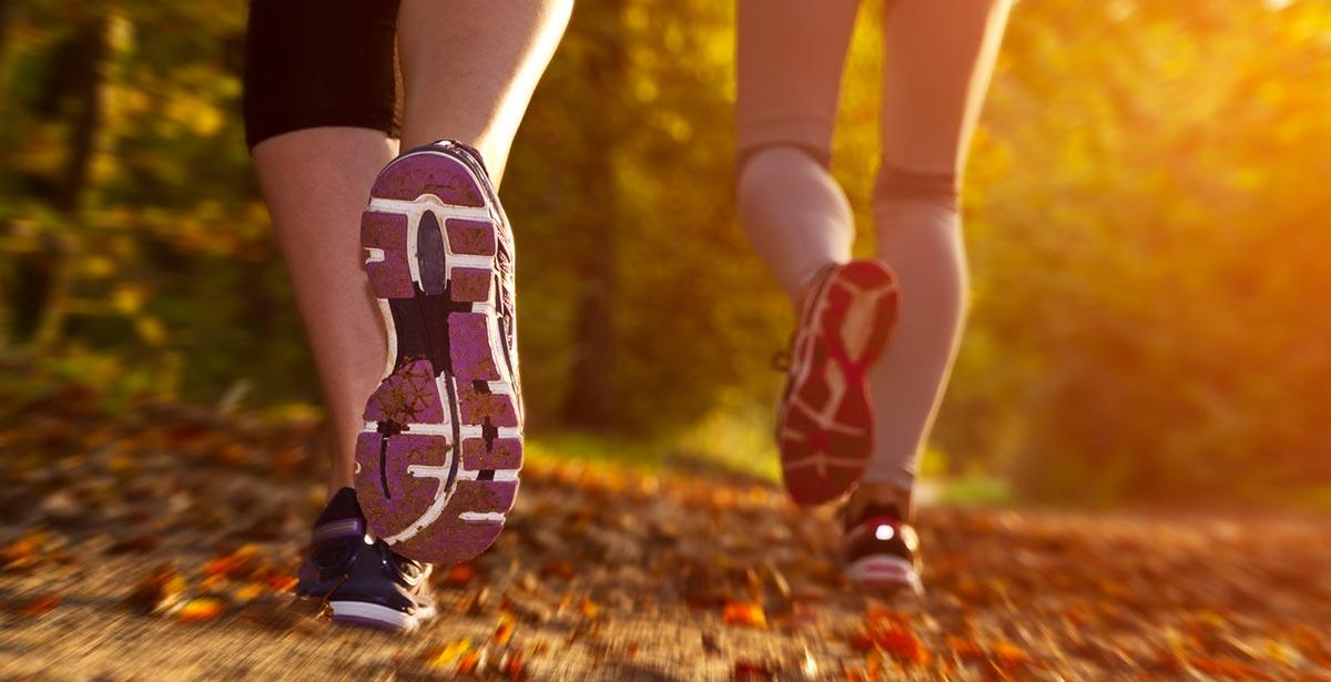 scarpe da trail corsa su strada