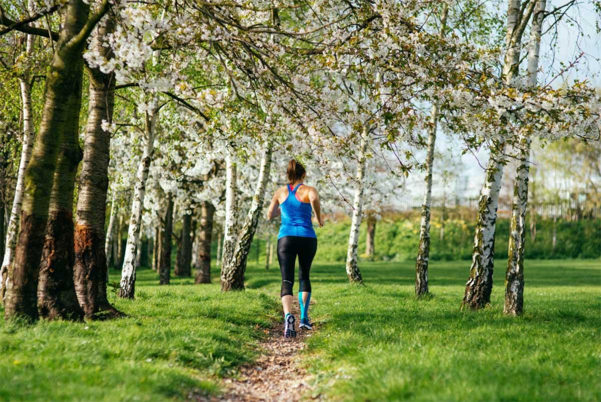 ansia e depressione si combattono con la corsa