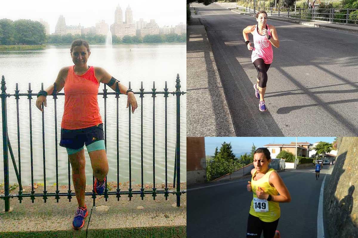 Intervista alla runner Marianna Giordano