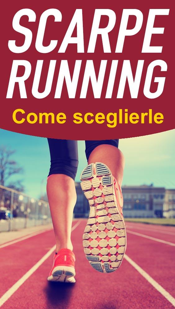 guida scarpe da running